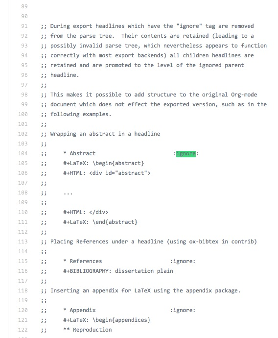 Spacemacs, Emacs, and Org-mode tips – Ontological Blog
